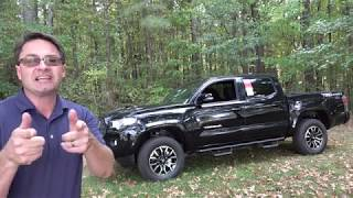 2020 Tacoma TRD Sport Review - It's Awesome!