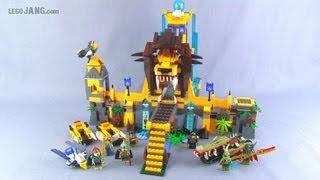 LEGO Chima Lion Chi Temple 70010 set review!
