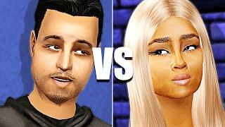 Rob Kardashian VS Blac Chyna (Kardashians Spoof)