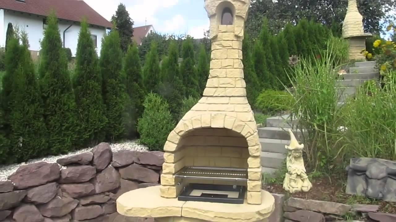 grillkamin marleen video - youtube, Gartenarbeit ideen