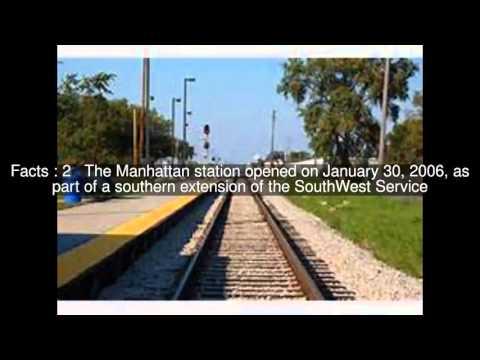 Manhattan (Metra station) Top  #5 Facts