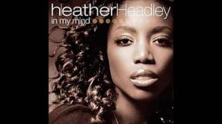 Watch Heather Headley Rain video