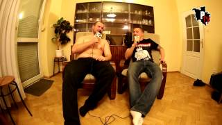 "Piotr ""Bonus"" Witczak - Mistrz sztuk walki, futbolista, raper (Część druga) [Pakol TV]"