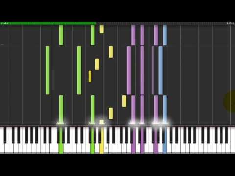 Canon in d Pachelbel  Instrumental Piano