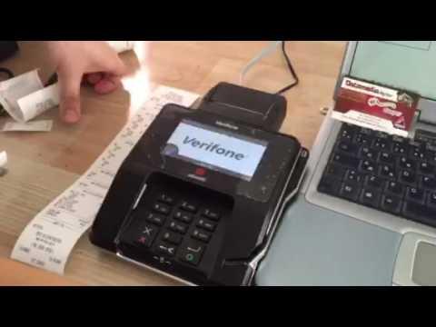 Olivetti Verifone Mx915 Data Media Ticari Entegrasyon Testi