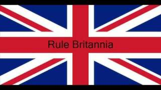Repeat youtube video The British Empire Rule Britannia
