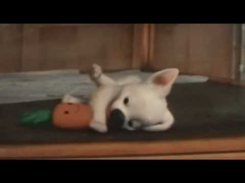 Bolt Puppy Scene Youtube