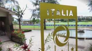 Calcioshop dietro le quinte di Coverciano
