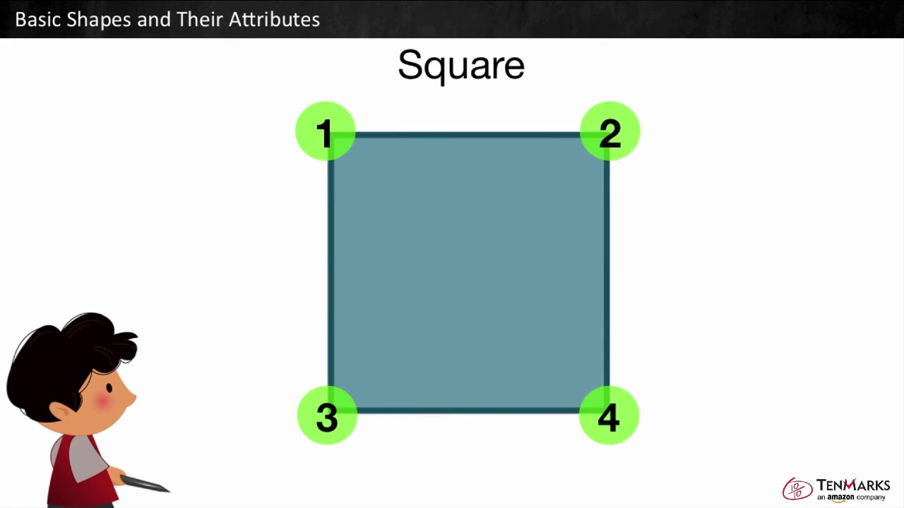 Basic Shapes and Their Attributes (1 G 1)