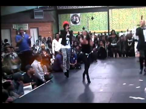 Latisha Revlon @ Lacroix Ball 2011