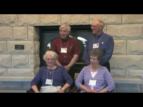 "K-State 50th reunion: ""Favorite Man on Campus"""