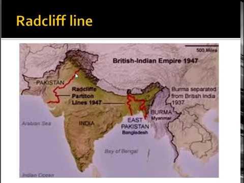 RADCLIFF LINE