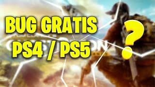 BUG JUEGO GRATIS PARA SIEMPRE EN  PS4  Y PS5