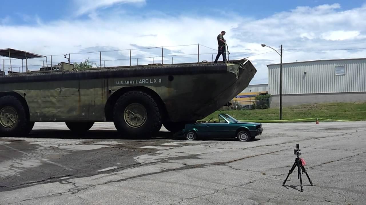 Lane Motor Museum Larc Lx Lighter Amphibious Resupply Cargo 60