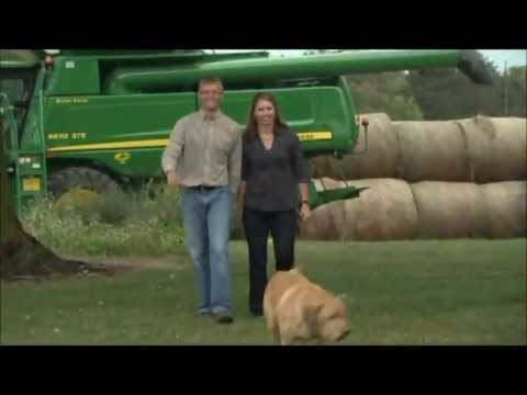 Emily & Erik's Iowa Farm Bureau Young Farmer Achievment Award Video