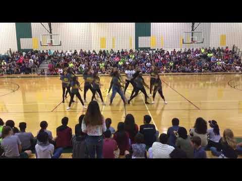 Prairie Vista Middle School Dance