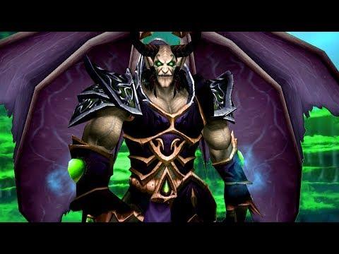 MAL'GANIS - Server Lore - Die Geschichte zum Namensgeber - World of Warcraft