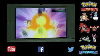 Primal Groudon Mirror - Pokémon ORAS VGC 2016 Primal Battle