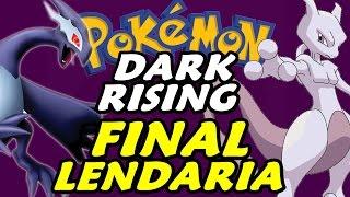 Pokémon Dark Rising (Detonado - Parte 45) - FINAL MAIS DIFÍCIL