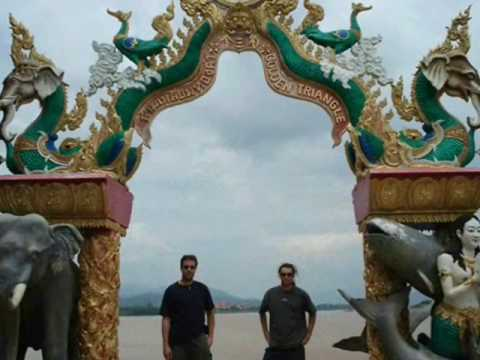 Traveling thru Laos, Myanmar and the Golden Triangle Northern Thailand