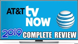 AT&T TV Now (Formally Known as Directv Now) Complete Review - Worth Cutting the Cord in 2019?