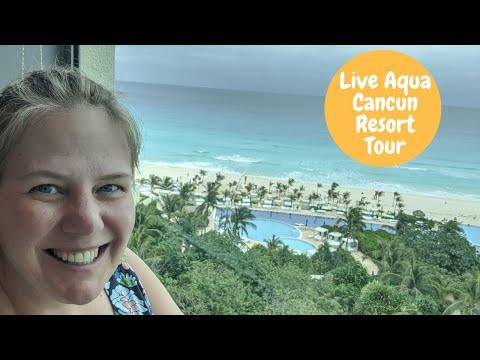 Cancun All Inclusive: Live Aqua Resort Cancun 2020 - Post Renovations