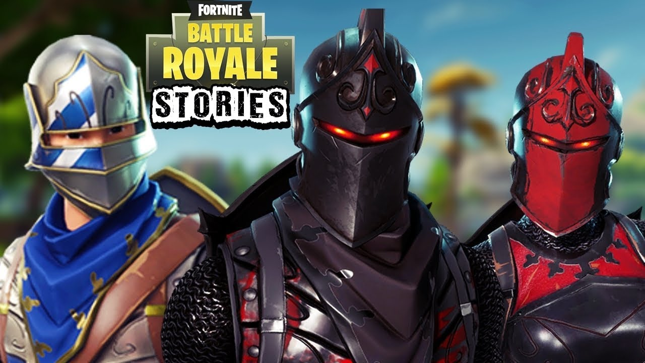 La Storia Del Cavaliere Nero Fortnite Battle Royale Pazzox