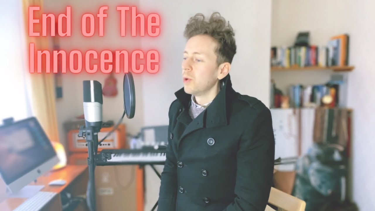 END OF THE INNOCENCE - Don Henley Cover