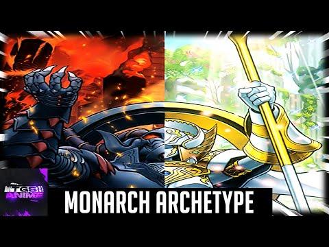 Yugioh Trivia: Monarch Archetype - Episode 180 (Vassal, Monarch, Mega Monarch)