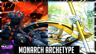 Yugioh Trivia: Monarch Archetype - Episode 180 (Vassal, Monarch, Mega Monarch)