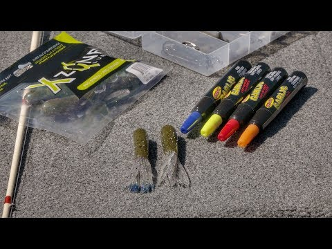 Add Flash to Your Fishing Lures With Accent Color