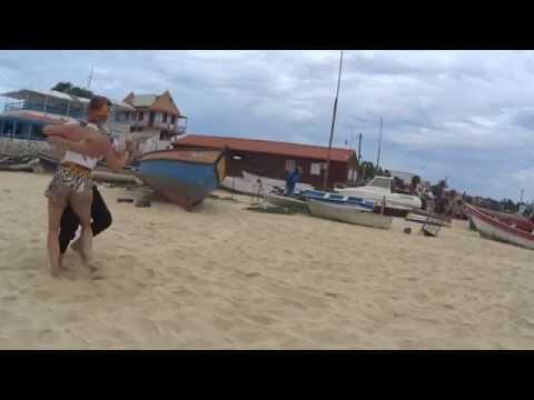 Antonis & Hara - Trip to Cabo Verde - Kizomba | Cola SanJon | Funana