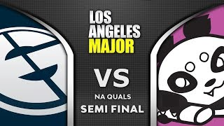 EG vs Fighting PandaS Semi Final NA ESL One Los Angeles Major 2020 Highlights Dota 2
