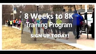 8 Weeks to 8K Training Program by Runners High 'n Tri Mp3