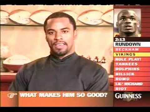 Darren Sharper on PTI