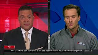 Team  Rubicon's Jake Wood talks disaster relief on SportsCenter