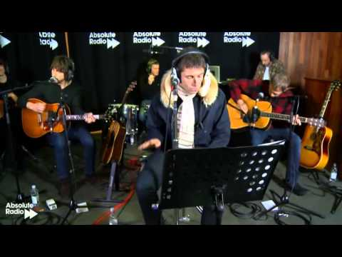 Beady Eye: Live session on Absolute Radio