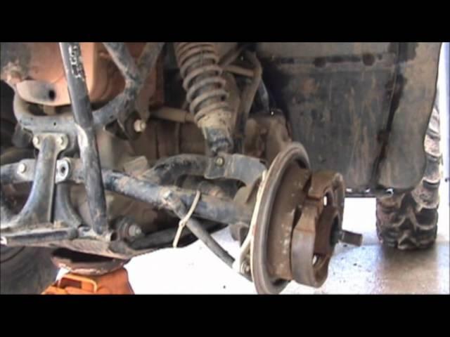 1988 1989 Suzuki LT-F250 250 Quadrunner Rear Axle Wheel Bearings And Seals X 2
