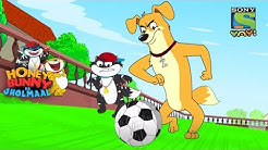 Honey Bunny's Football Fun - Honey Bunny Ka Jholmaal (Hindi)
