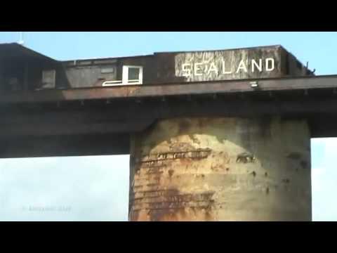 ประเทศที่เล็กที่สุดในโลก!! ประเทศซีแลนด์ Sealand