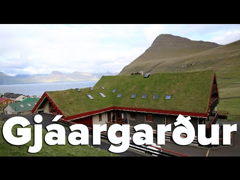 Gjaargardur Guest House - Gjógv, Eysturoy, Faroe Islands