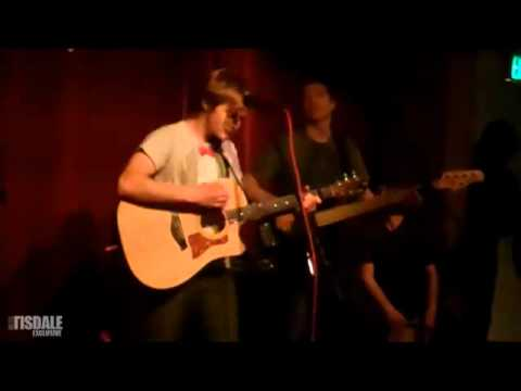 Lucas Grabeel LIVE 06.08.11 at Cafe Cordiale