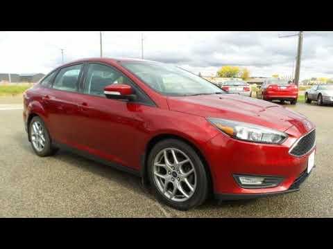 2015 Ford Focus Rochester Winona, MN #PA10595