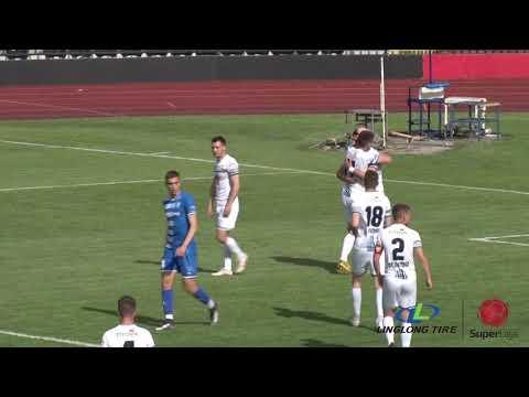Zlatibor Cajetina Metalac GM Goals And Highlights