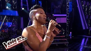Lelo Ramasimong – 'It's All Coming Back To Me Now' | Live Shows | The Voice SA | M-Net