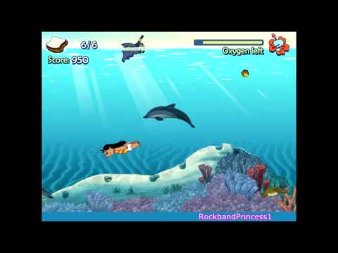Disney Games To Play Online Lilo And Stitch -  Peanut Butter Express Game - Disney Junior Games