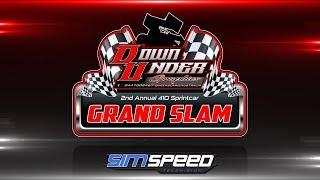 Down Under Graphics 410 Grand Slam   Lanier Speedway