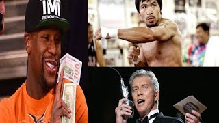 Richest Men In Boxing 2015