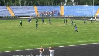 МФК «Николаев» - «Кристалл» - 1:1. (10 июля)