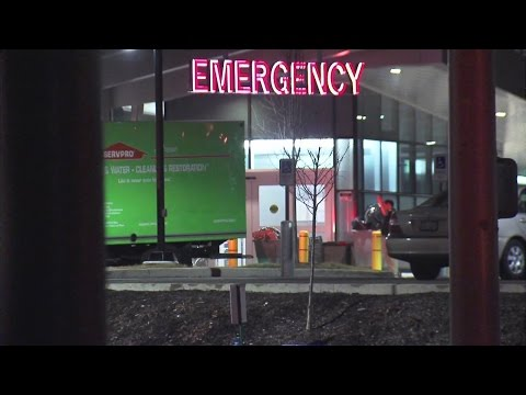 Fire Shuts Down Emergency Room At Southwest General Hospital